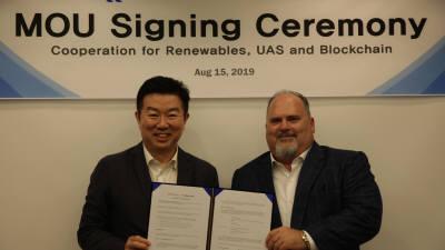 [미래기업포커스]이엔테크놀로지, 美 번스&맥도널과 태양광발전 지질조사서비스 협력