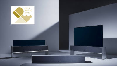 LG 롤러블 TV ·삼성 더세로 TV...세계 권위 디자인상 'IDEA' 수상
