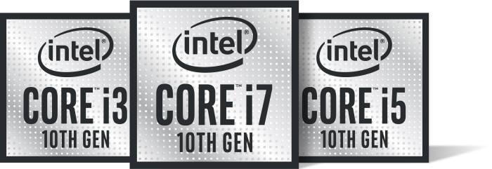 인텔 10세대 프로세서 제품군. <사진=인텔>