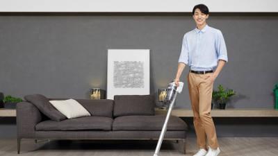 삼성전자, 무선 청소기 '삼성 제트' 신규 라인업 내달 출시