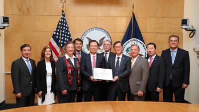 미국도 탐내는 한국형 원전 'APR1400'… 美 NRC 설계인증 취득