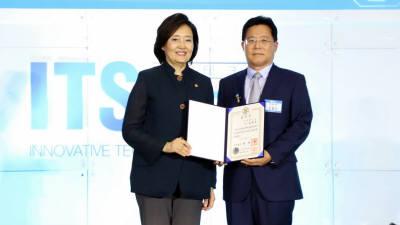 김홍근 비젠트로 대표, 중소기업기술혁신대전 국무총리상 수상