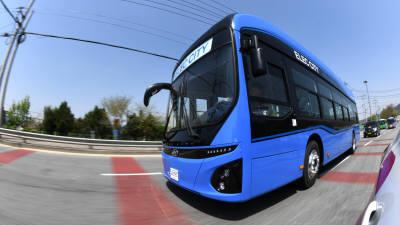 국토부, 친환경 저상버스 200여대 추가 도입