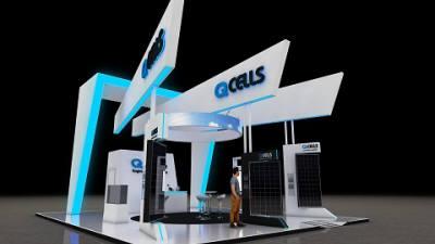 한화큐셀, 남미 최대 태양광 전시회 참가