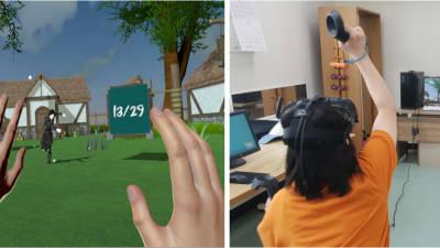 뇌졸중 환자 재활치료, 'VR'로 한다