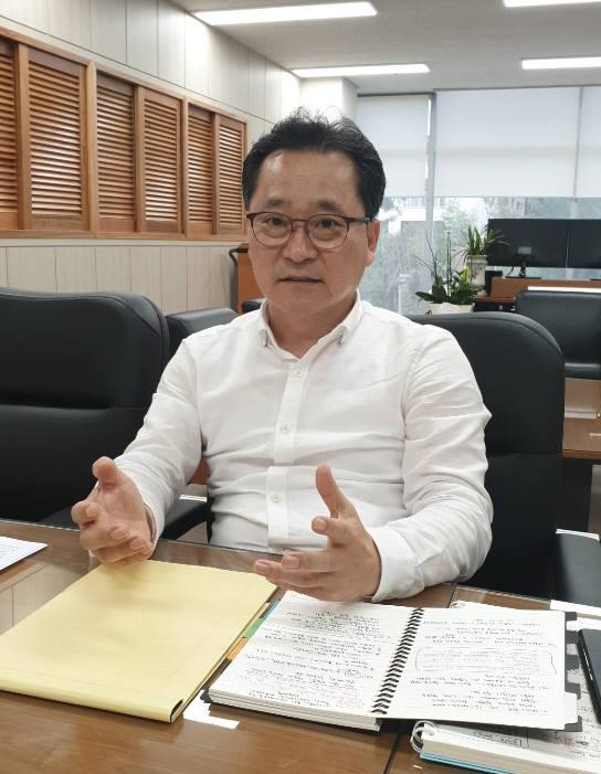 [인사이트] 김진규 대전정보문화산업진흥원장