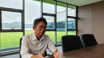 """[人사이트]김호식 엘오티베큠 사장 """"국산 부품을 써야하는 이유, 명확하다"""""""
