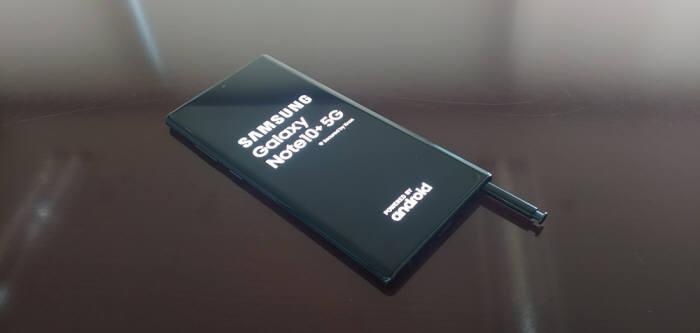 갤럭시 노트10+ 5G