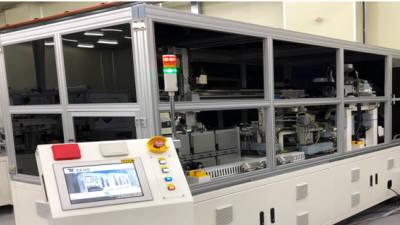 제우스-단국대, 플렉시블 OLED 불량 커버윈도 재생장비 국산화