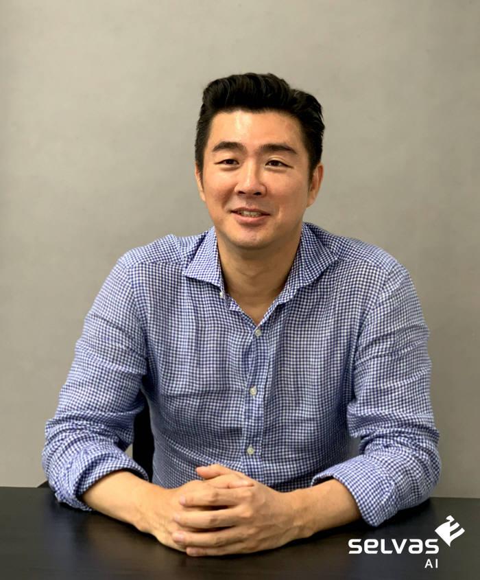 곽민철 셀바스 AI 대표