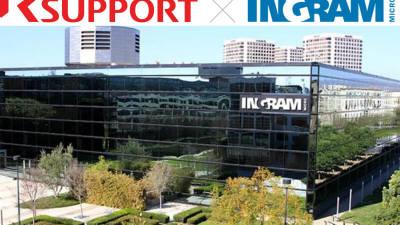 알서포트, 글로벌 IT 유통기업 잉그램마이크로와 호주 진출