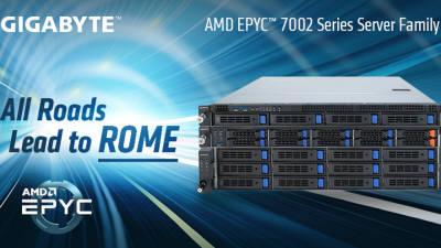 기가바이트 AMD서버, 벤치마킹서 최고 기록 달성