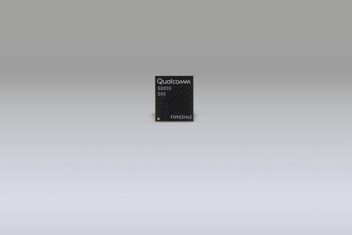 퀄컴의 최신 5G 모뎀 스냅드래곤 X55