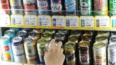 거센 불매운동 여파, 지난달 日 맥주 수입액 전년비 97%↓