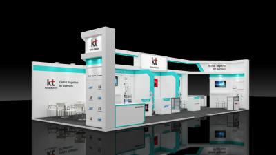 [IFA2019]KT, 5개 협력사 이끌고 'KT파트너스관' 운영