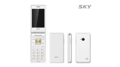 착한텔레콤, 스카이 '3G 폴더폰' 공식 출시... 13만2000원