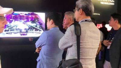 "[IFA2019]권봉석 LG전자 사장 ""광저우 공장가동으로 LG OLED TV 큰 폭 성장"""