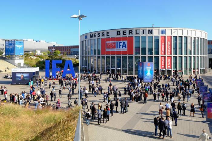 유럽 최대 가전전시회 IFA 2019이 열리는 독일 베를린 메세 베를린 전경. (사진=IFA 공식 홈페이지)
