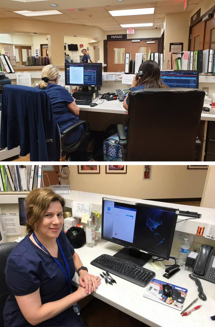 미국 애리조나주 글렌데일병원 내 한국형 병원정보시스템 베스트케어2.0B가 설치됐다.