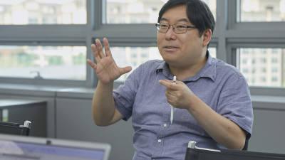 """MMORPG 복귀하는 박용현 넷게임즈 대표, """"산업 허리 되겠다"""""""
