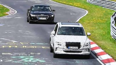 제네시스 'SUV 퍼스트' GV80 이어 GV70도 테스트