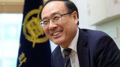 오세정 서울대 총장이 구글을 만난 까닭은