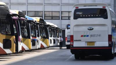 시외버스 예매·발권 시스템 복구 완료…정상 운영중