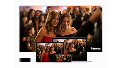 """[국제]골드만삭스, 애플 목표가 26% 하향···""""애플TV+ 회계처리 영향"""""""