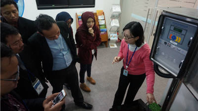 수자원공사, 인도네시아에 우리나라 물재해 대응기술 전수