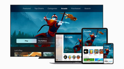 변혁 애플 앱스토어, 구글플레이에 모바일 코어 게이머 쟁탈전 예고
