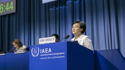 한국 정부, IAEA총회서 日 후쿠시마 원전 오염수 처리 문제 공론화...일본은 반발