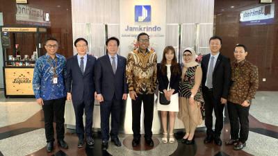 기보, 인도네시아·말레이시아에 기술평가시스템 전수