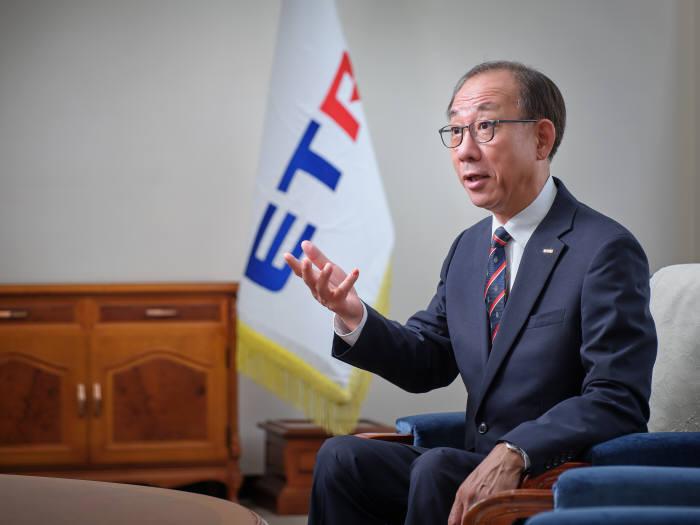김명준 한국전자통신연구원(ETRI) 원장