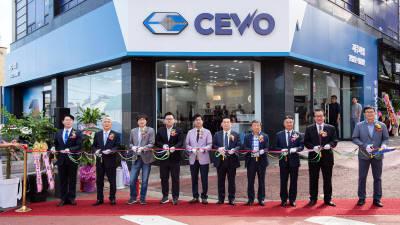 캠시스, 초소형 전기차 '쎄보' 제주에 3호 직영점 오픈