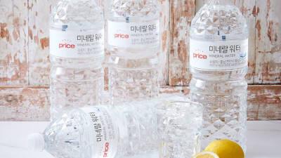 롯데마트, 일주일간 생수 275원 판매…이마트 국민가격 맞불