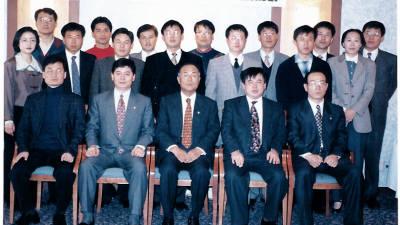 [추억의 ICT산업 사진전]1995년 CDMA 개발 주역들