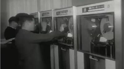 [추억의 ICT산업 사진전]1967년 우리나라 최초 컴퓨터