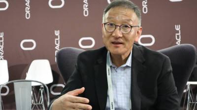 """[OOW19]탐 송 한국오라클 대표 """"한국도 이제 클라우드 개화 본격화"""""""