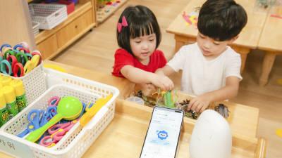 SK텔레콤, 어린이집 대상 실내 공기질 관리 캠페인