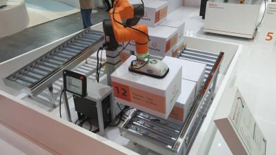한화협동로봇, 中 'CIIF 상하이 2019' 참가…협동로봇 라인업 선보여