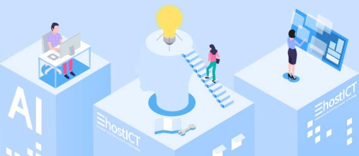 이호스트ICT가 인공지능(AI) 전용 GPU 기반 호스팅 서비스를 본격 가동한다.