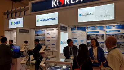 파스너공업협동조합, '2019 라스베가스 국제파스너전시회' 한국관 참가