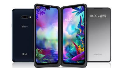 LG V50S 씽큐, 다음달 11일 출시... 듀얼스크린 기본 포함 유력