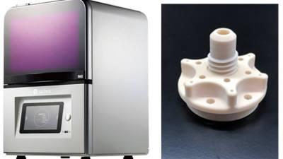 캐리마, 국내 최초 데스크톱형 세라믹 3D 프린터 상용화