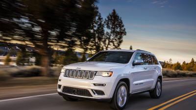 지프, '그랜드 체로키 리미티드 디젤' 출시…대형 SUV 풀라인업 완성