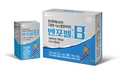 고함량 기능성 활성비타민 종근당 '벤포벨'