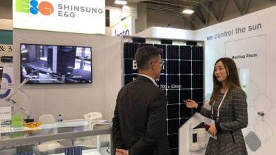 신성이엔지, 북미 최대 태양광 전시회 참가