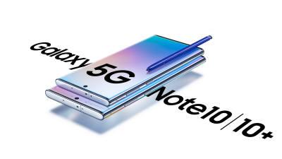 [프리즘]갤럭시노트10과 5G