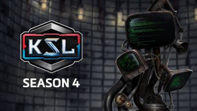 블리자드 엔터테인먼트, 코리아 스타크래프트 리그(KSL) 시즌 4 발표