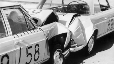 [카&테크]진화한 '충돌 테스트' 車 안전장치 개발 바탕이 되다